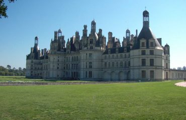 Le Majestueux Chambord Jet Systems Hélicoptères
