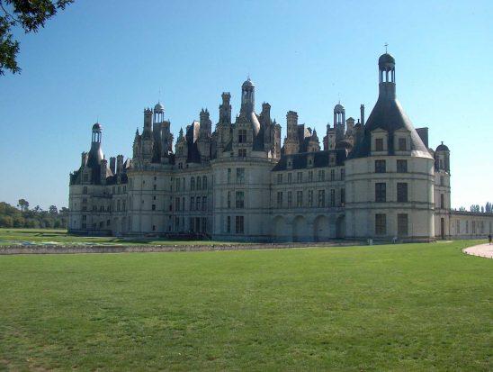 Amboise, «Le Majestueux», 50 min.