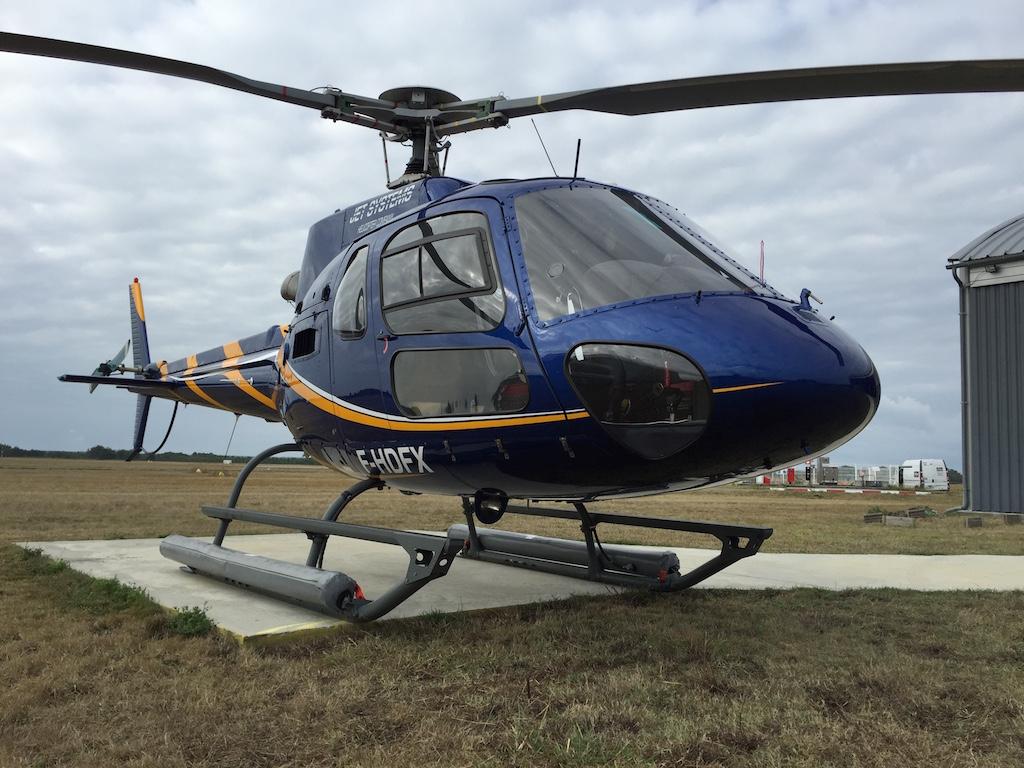 AS350 B2 Ecureuil - JET SYSTEMS Hélicoptères