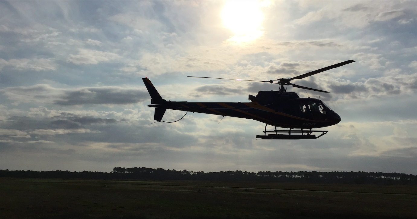 AS350 B2 Ecureuil