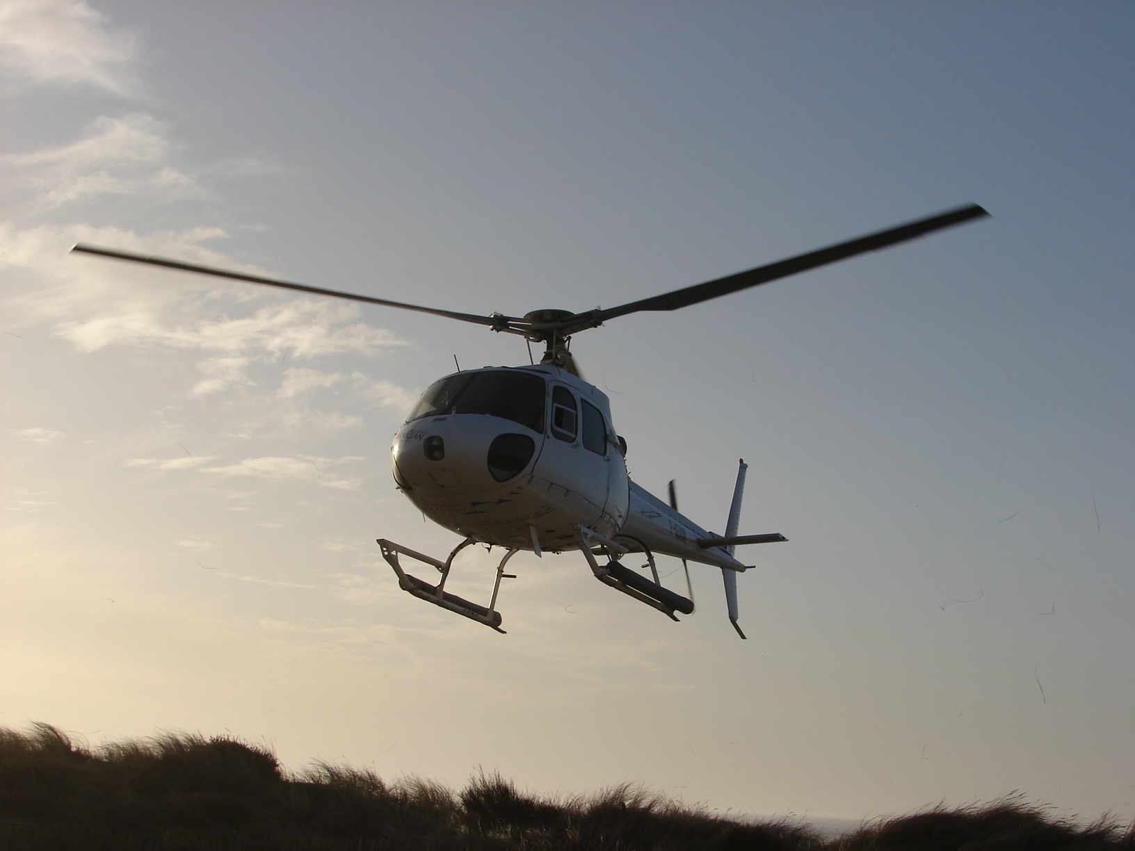 Airbus AS350 Ecureuil