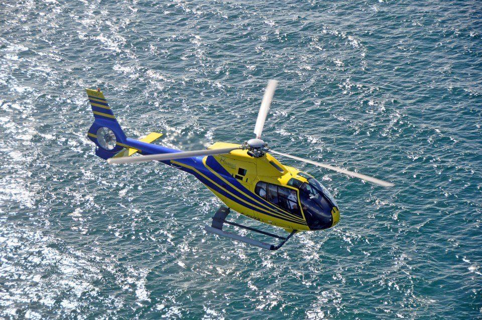 Hélicoptère Airbus Colibri EC120 monoturbine