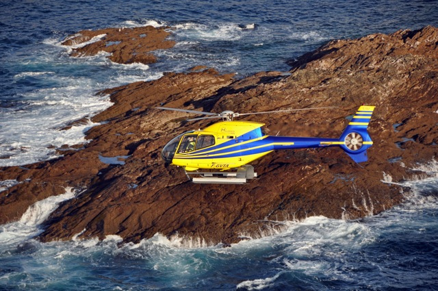 Hélicoptère Airbus Colibri EC120