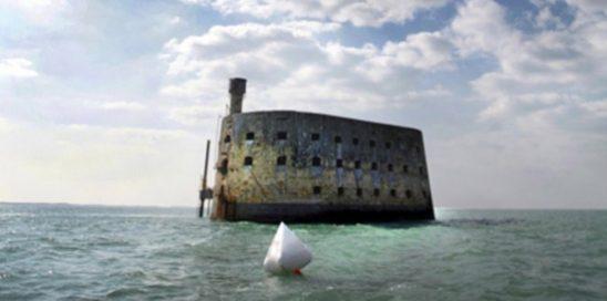 La Rochelle, «Fort Boyard», 25 min.