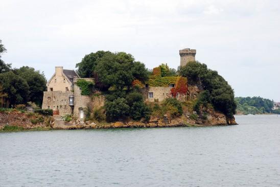 Dinan – Saint Malo, «La Rance», 15 min.