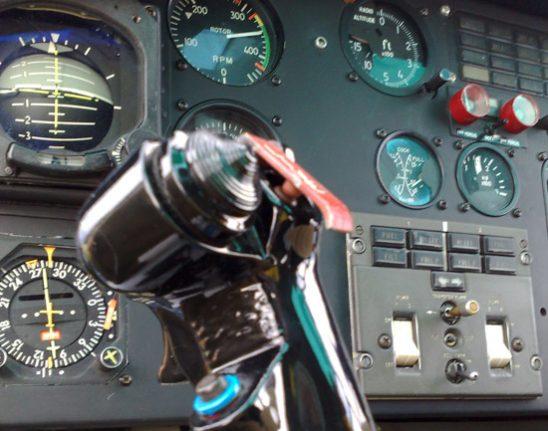 Biscarrosse, « Vol d'initiation sur Hélicoptère Turbine », 30 min.